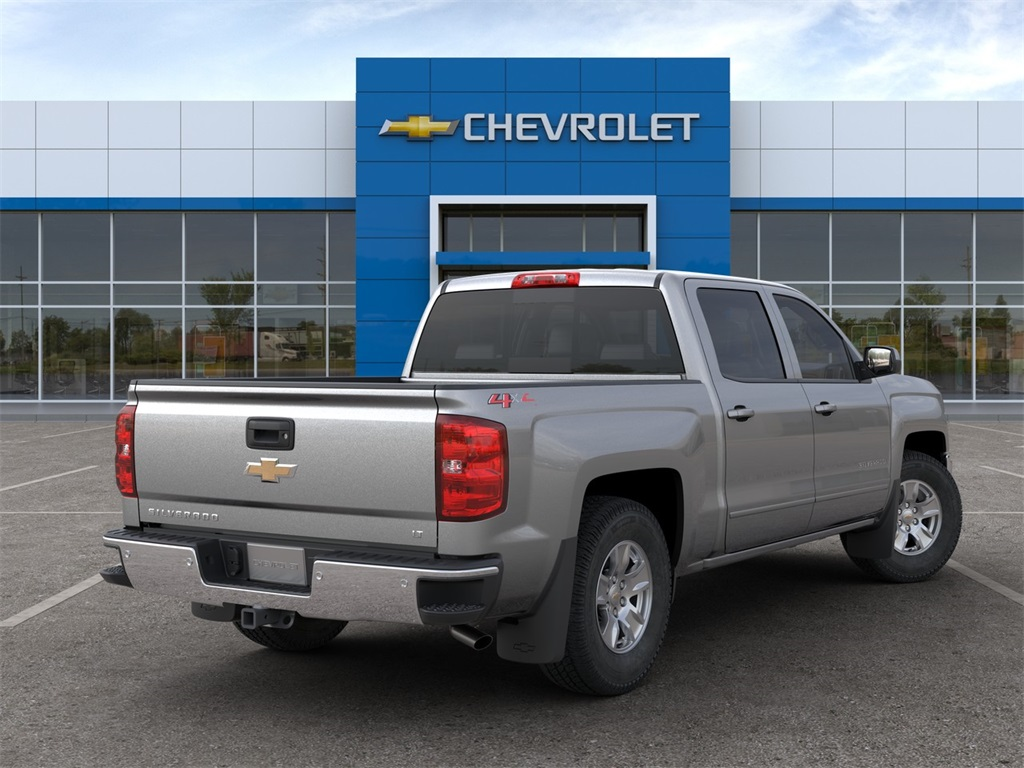 2018 Silverado 1500 Crew Cab 4x4,  Pickup #CHJ1038 - photo 5