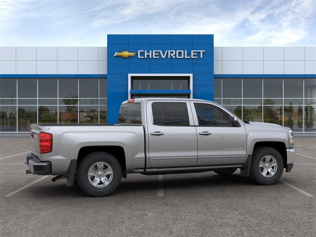 2018 Silverado 1500 Crew Cab 4x4,  Pickup #CHJ1038 - photo 6