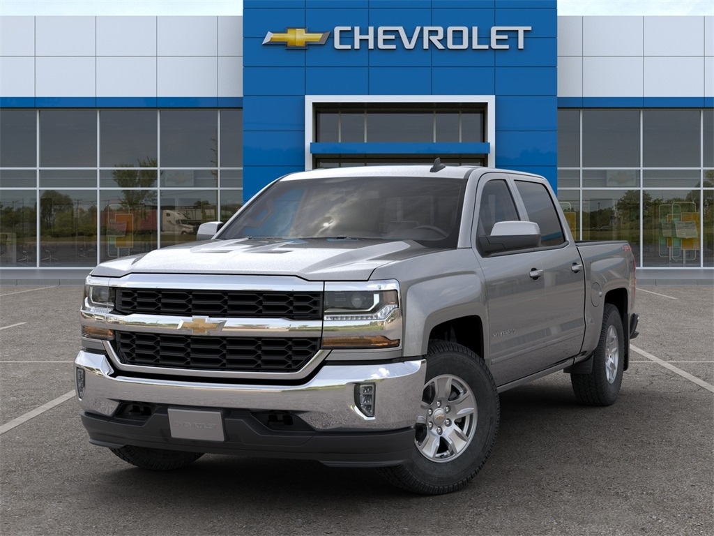 2018 Silverado 1500 Crew Cab 4x4,  Pickup #CHJ1038 - photo 2