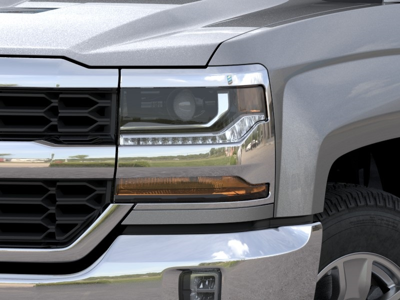 2018 Silverado 1500 Crew Cab 4x4,  Pickup #CHJ1038 - photo 8