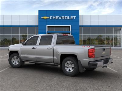 2018 Silverado 1500 Crew Cab 4x4,  Pickup #CHJ1038 - photo 4