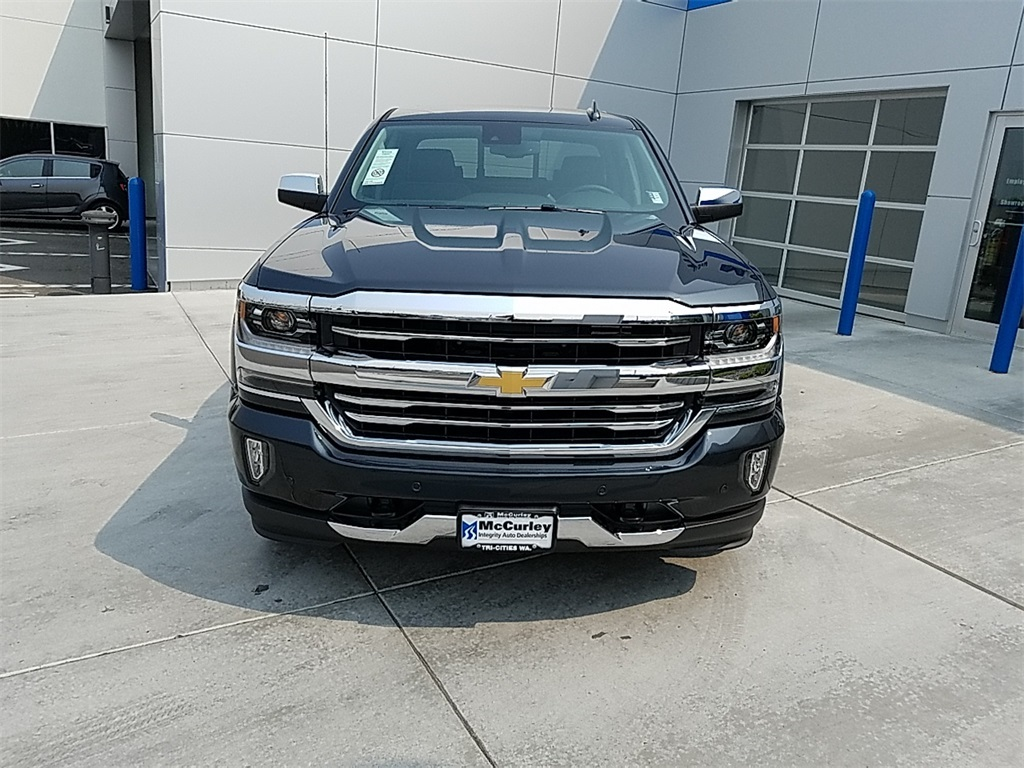 2018 Silverado 1500 Crew Cab 4x4,  Pickup #CHJ1051 - photo 4