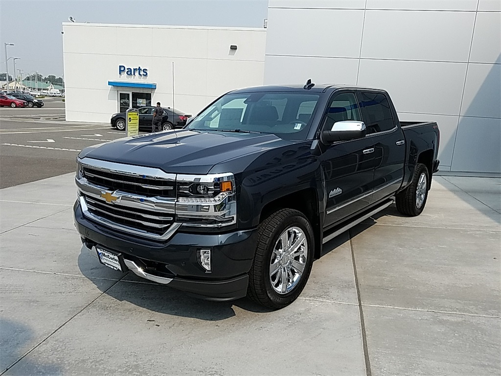 2018 Silverado 1500 Crew Cab 4x4,  Pickup #CHJ1051 - photo 5