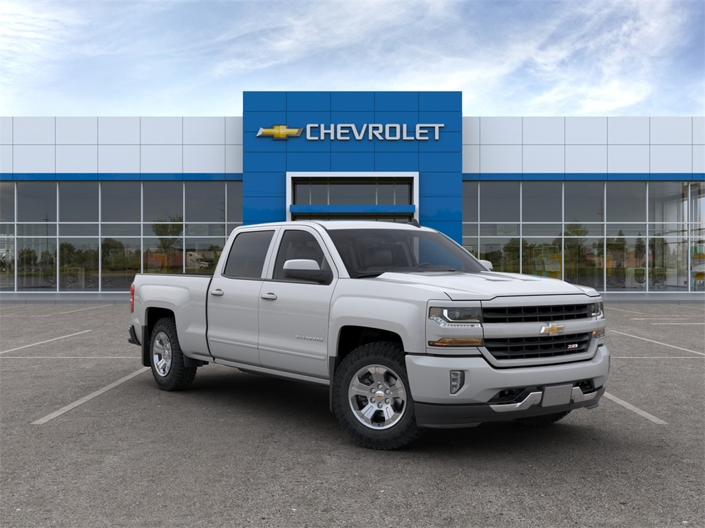 2018 Silverado 1500 Crew Cab 4x4,  Pickup #CHJ1057 - photo 1