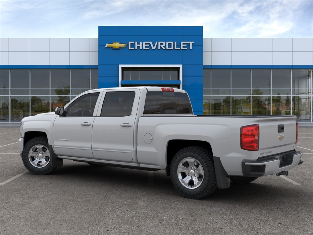 2018 Silverado 1500 Crew Cab 4x4,  Pickup #CHJ1057 - photo 4
