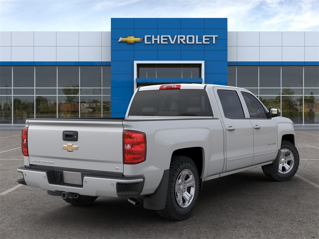 2018 Silverado 1500 Crew Cab 4x4,  Pickup #CHJ1057 - photo 5