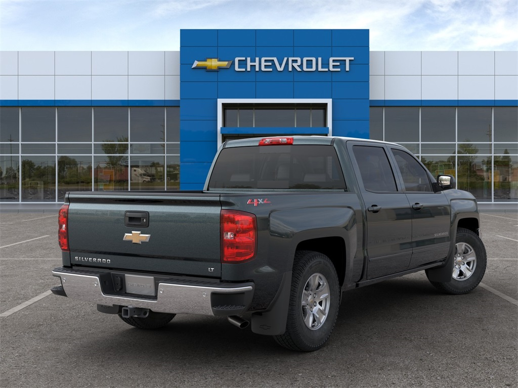 2018 Silverado 1500 Crew Cab 4x4,  Pickup #CHJ1089 - photo 5
