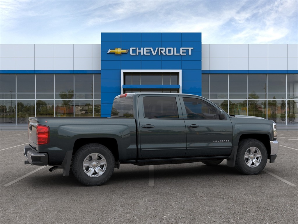 2018 Silverado 1500 Crew Cab 4x4,  Pickup #CHJ1089 - photo 6