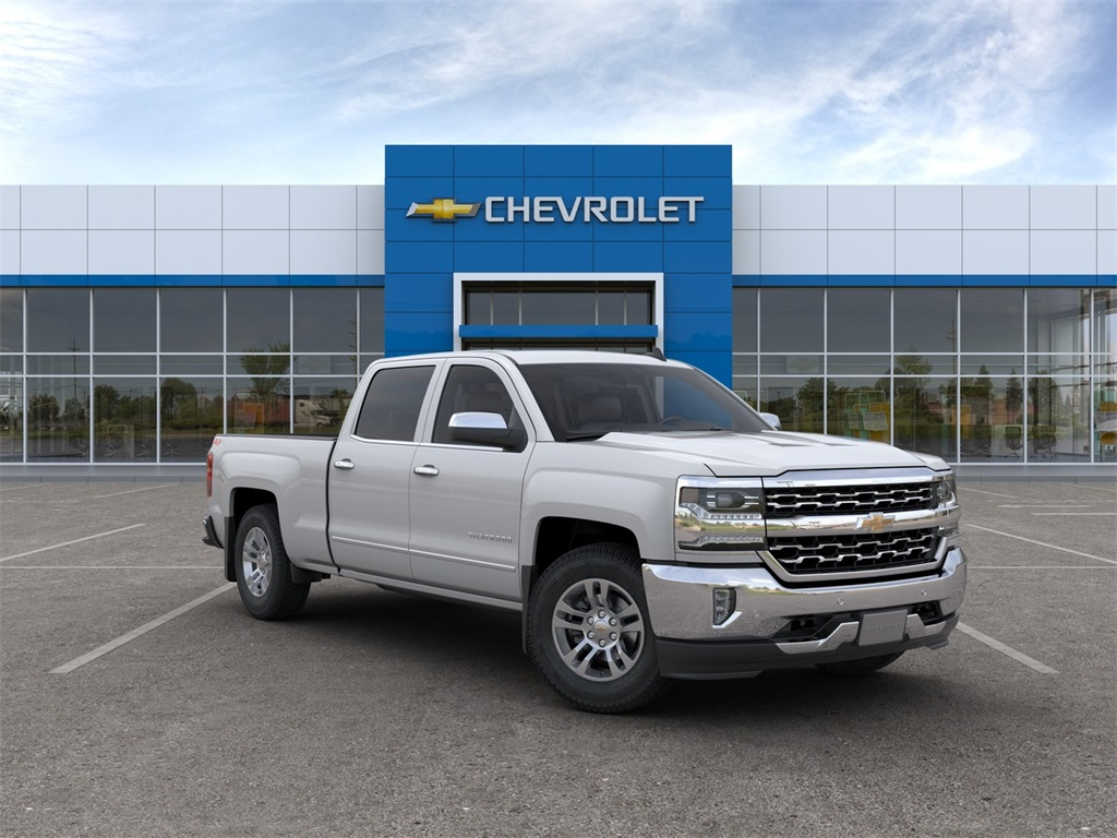2018 Silverado 1500 Crew Cab 4x4,  Pickup #CHJ1096 - photo 1