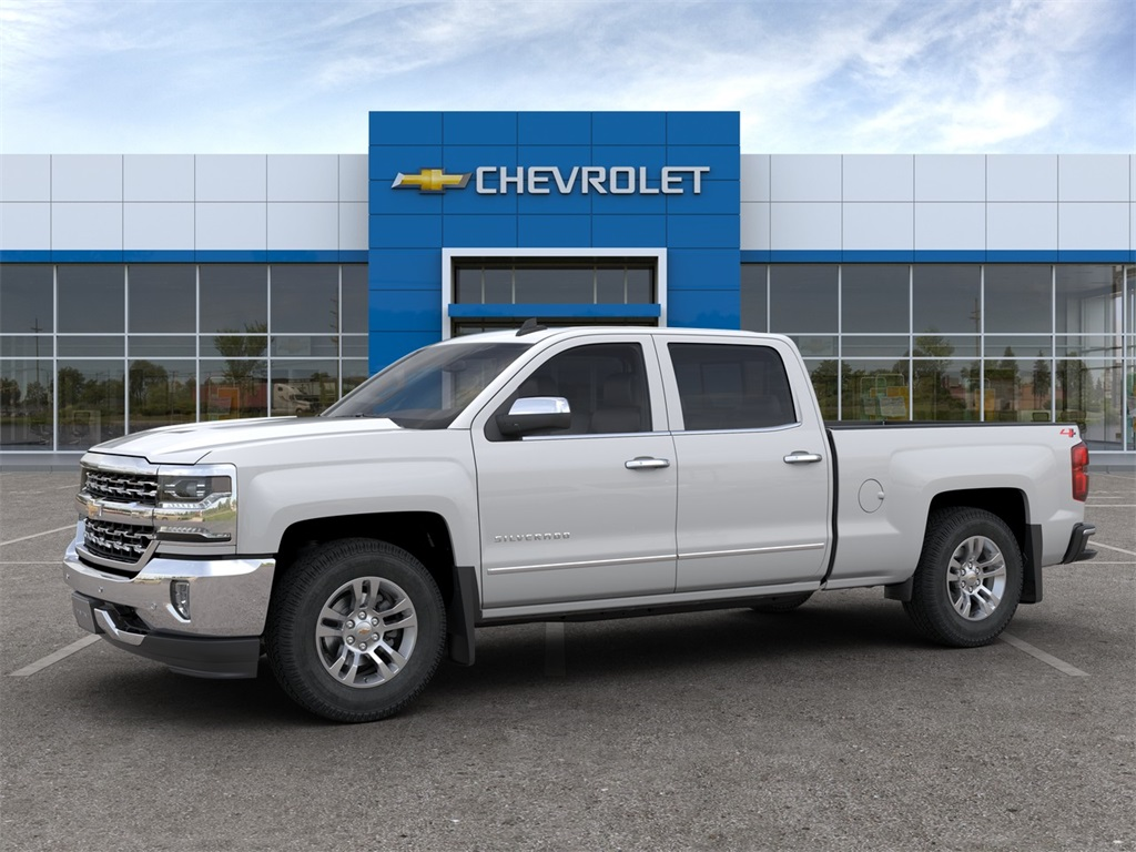 2018 Silverado 1500 Crew Cab 4x4,  Pickup #CHJ1096 - photo 3