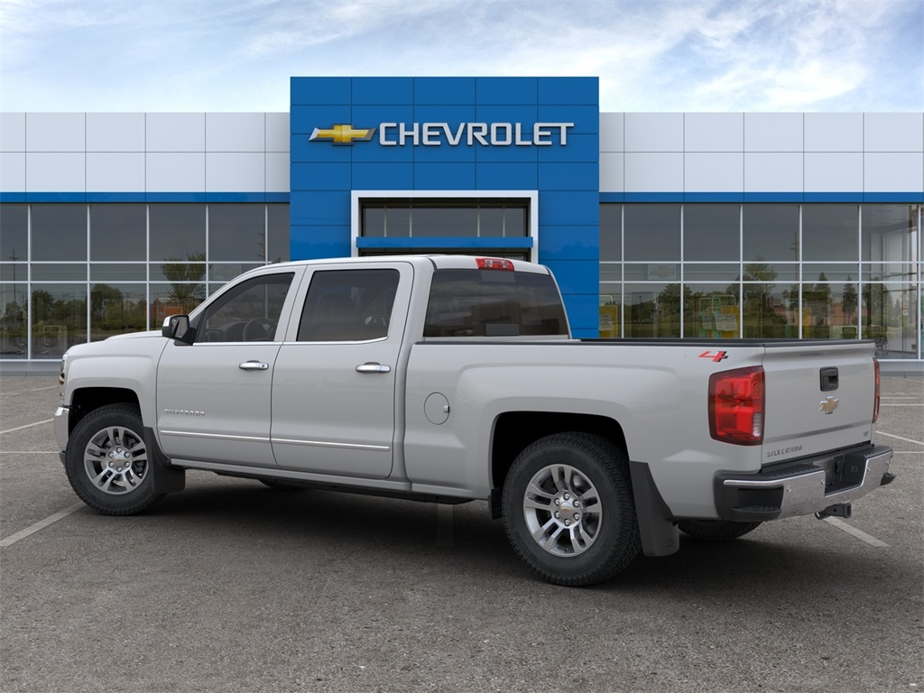 2018 Silverado 1500 Crew Cab 4x4,  Pickup #CHJ1096 - photo 4