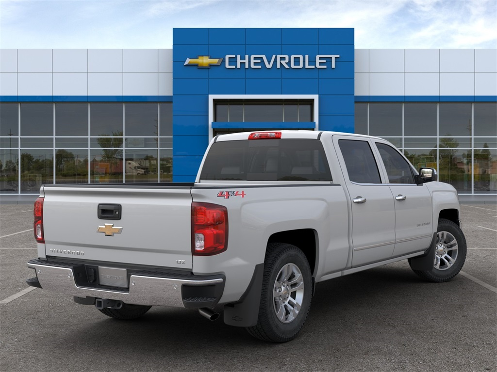 2018 Silverado 1500 Crew Cab 4x4,  Pickup #CHJ1096 - photo 5