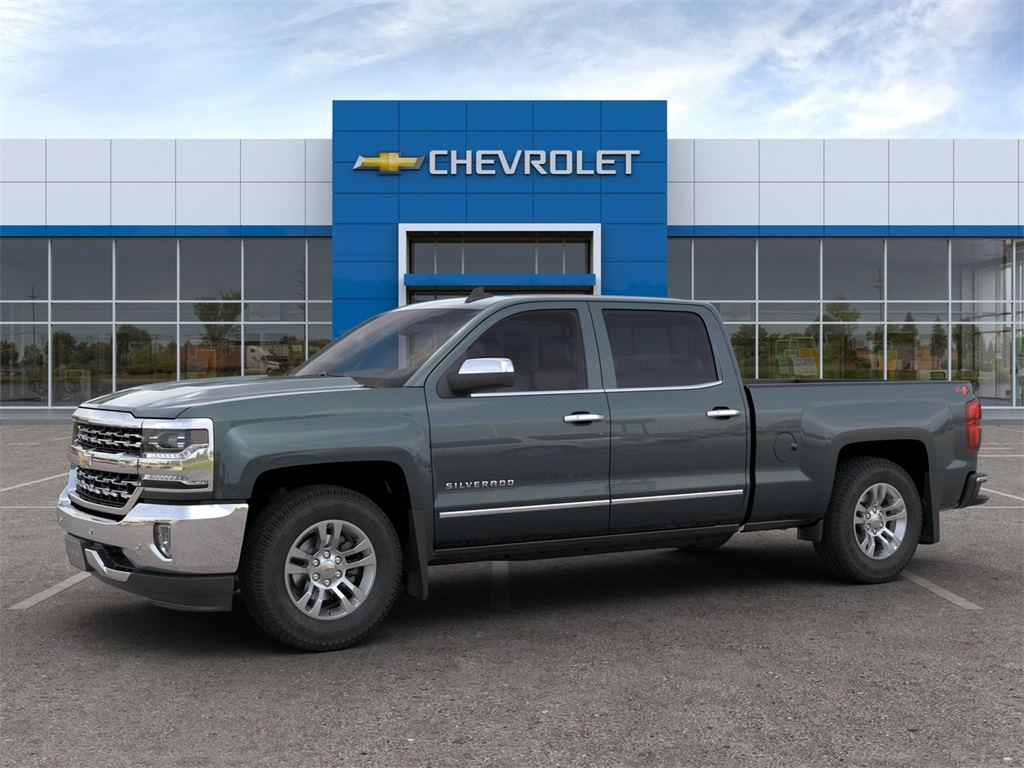 2018 Silverado 1500 Crew Cab 4x4,  Pickup #CHJ1121 - photo 3
