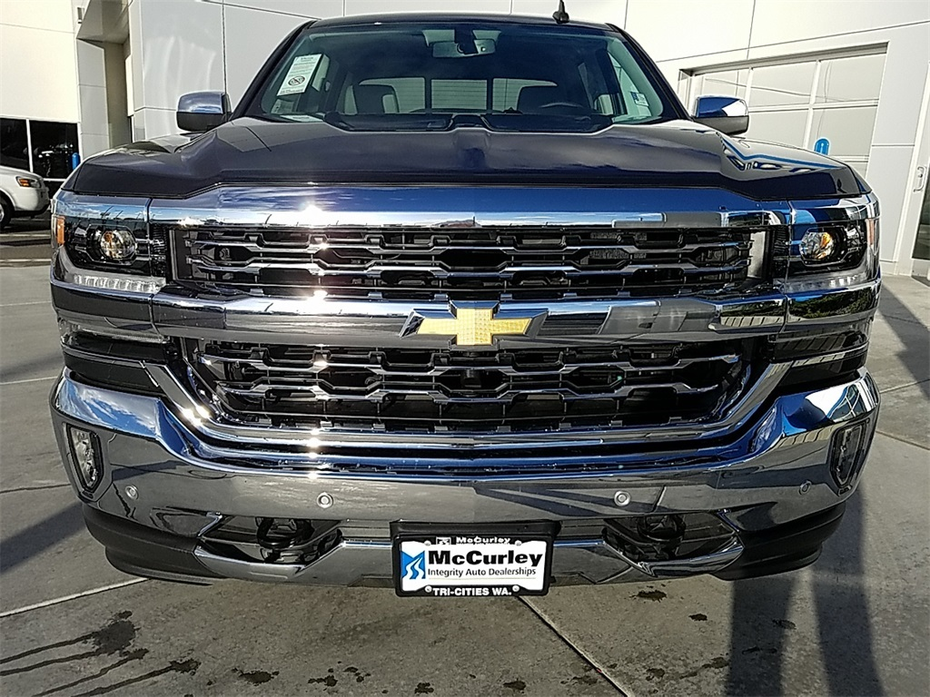2018 Silverado 1500 Crew Cab 4x4,  Pickup #CHJ1121 - photo 20