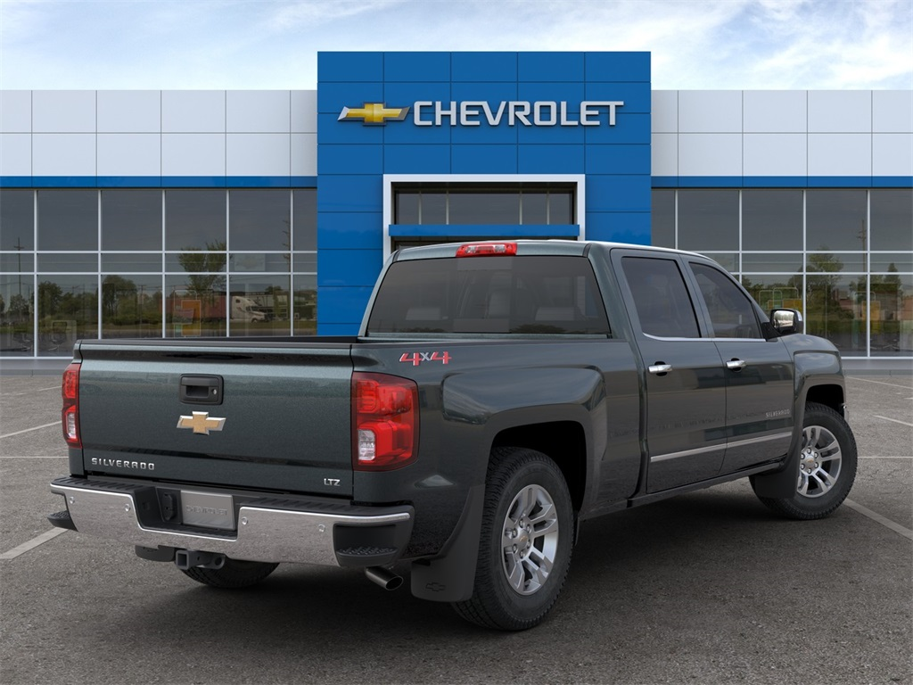 2018 Silverado 1500 Crew Cab 4x4,  Pickup #CHJ1121 - photo 5