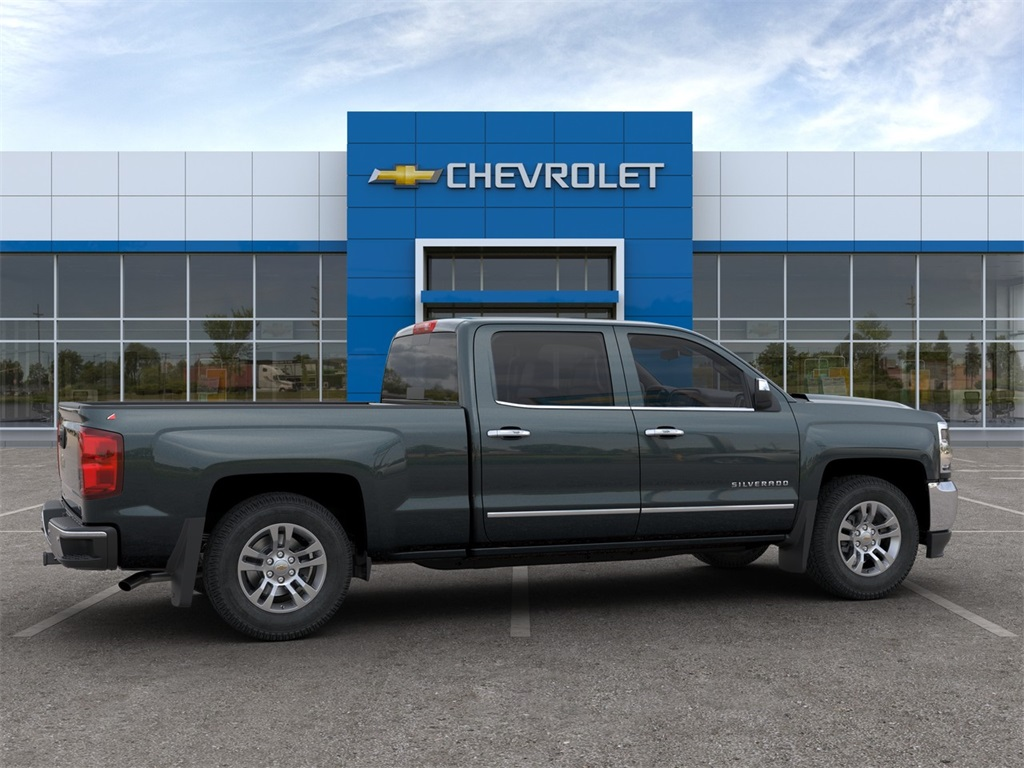 2018 Silverado 1500 Crew Cab 4x4,  Pickup #CHJ1121 - photo 2