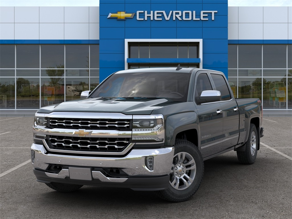 2018 Silverado 1500 Crew Cab 4x4,  Pickup #CHJ1121 - photo 6