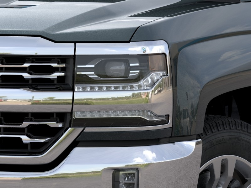 2018 Silverado 1500 Crew Cab 4x4,  Pickup #CHJ1121 - photo 8