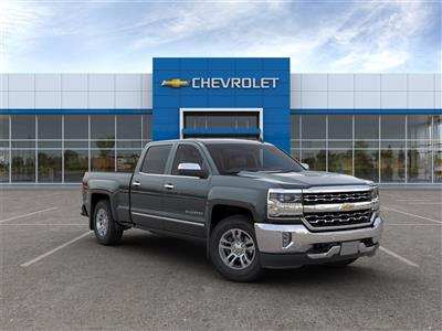 2018 Silverado 1500 Crew Cab 4x4,  Pickup #CHJ1121 - photo 1