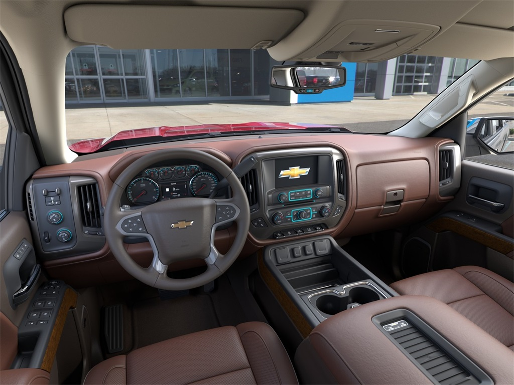 2018 Silverado 1500 Crew Cab 4x4,  Pickup #CHJ1145 - photo 10