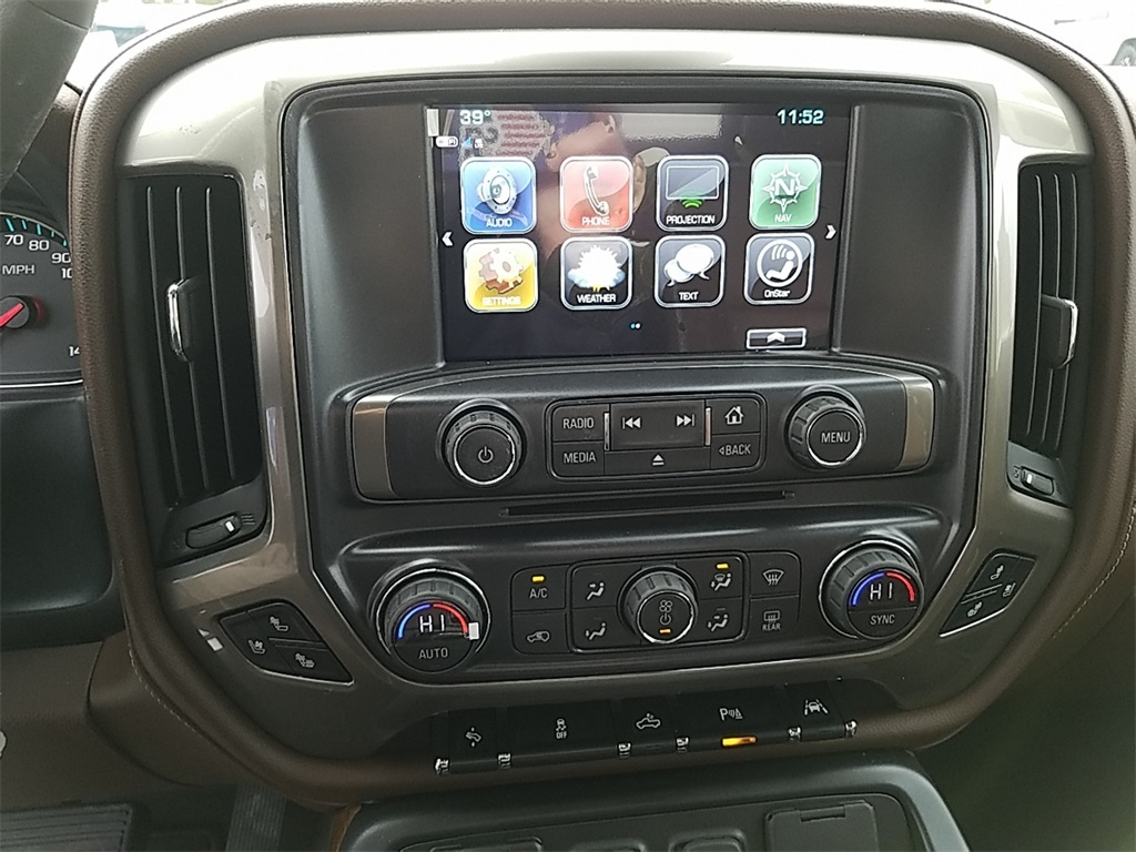 2018 Silverado 1500 Crew Cab 4x4,  Pickup #CHJ1145 - photo 16