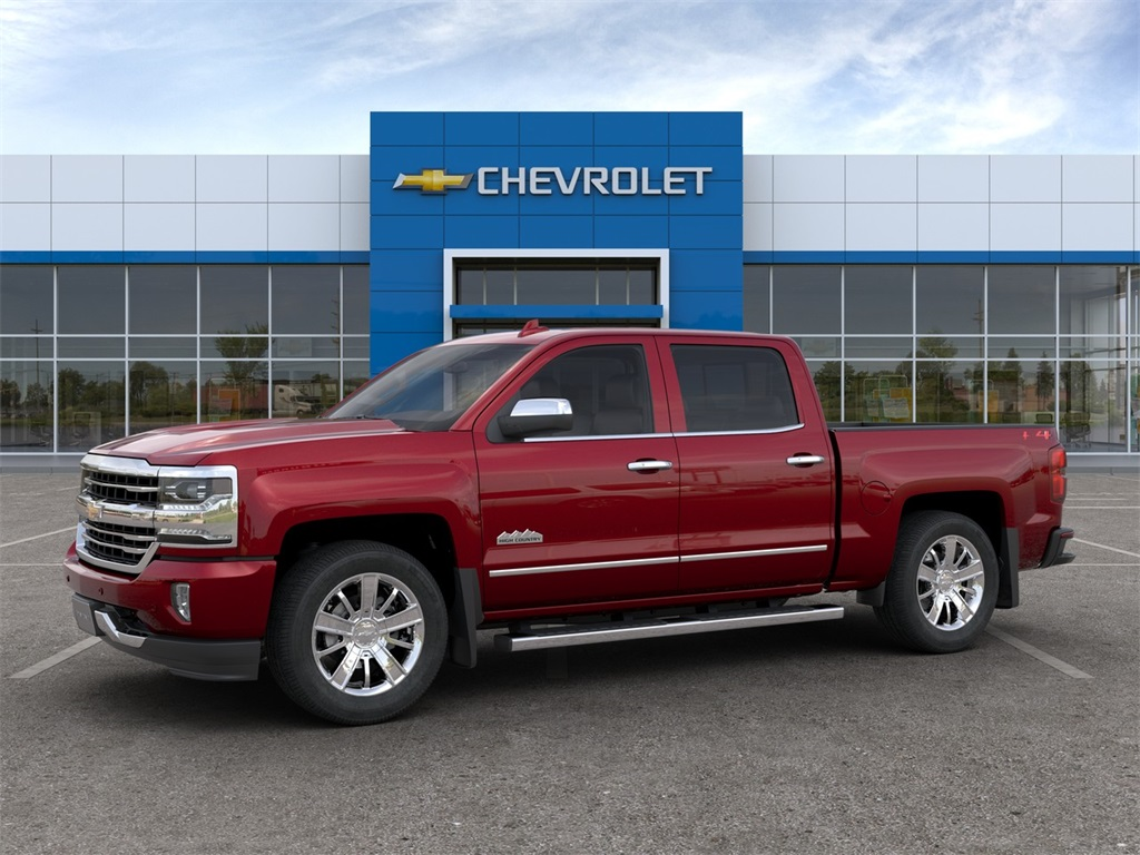 2018 Silverado 1500 Crew Cab 4x4,  Pickup #CHJ1145 - photo 3