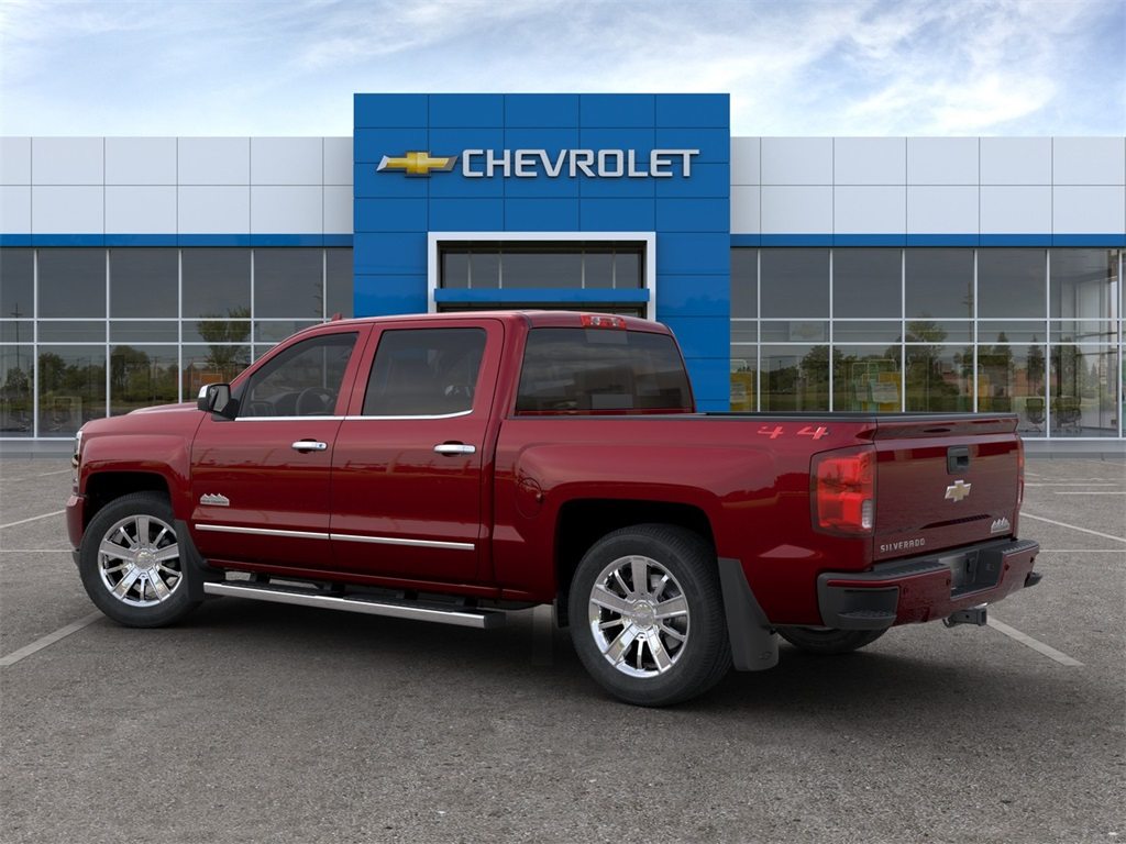 2018 Silverado 1500 Crew Cab 4x4,  Pickup #CHJ1145 - photo 4