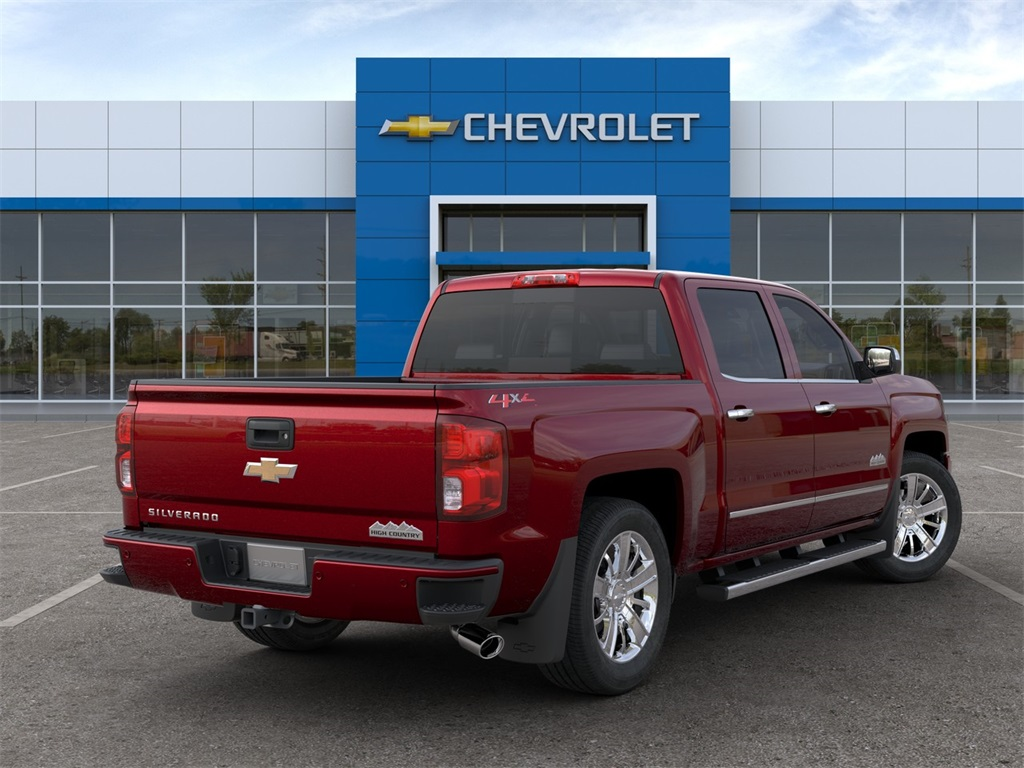 2018 Silverado 1500 Crew Cab 4x4,  Pickup #CHJ1145 - photo 5