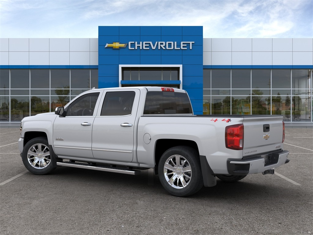 2018 Silverado 1500 Crew Cab 4x4,  Pickup #CHJ1147 - photo 4
