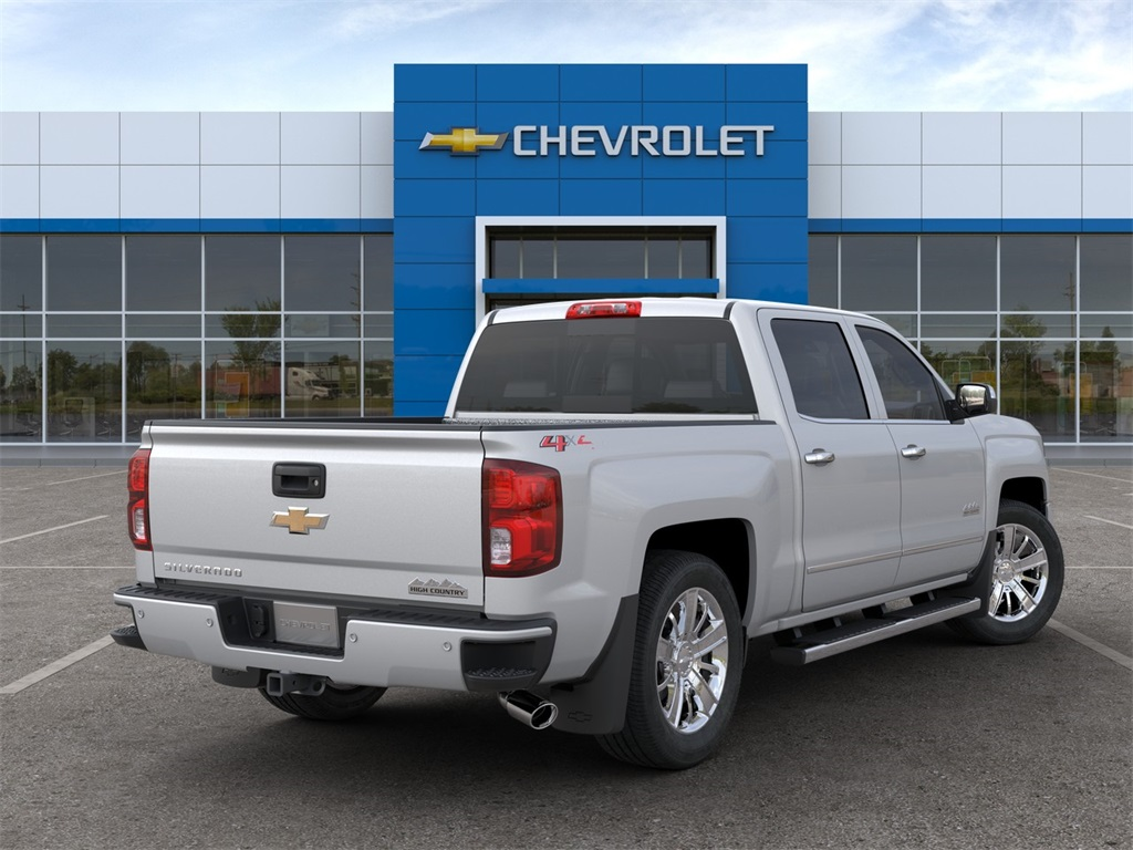 2018 Silverado 1500 Crew Cab 4x4,  Pickup #CHJ1147 - photo 5
