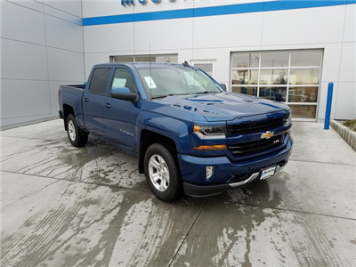 2018 Silverado 1500 Crew Cab 4x4, Pickup #CHJ188 - photo 3