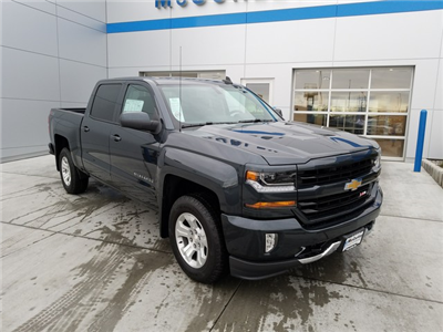 2018 Silverado 1500 Crew Cab 4x4, Pickup #CHJ189 - photo 3