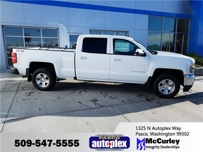 2018 Silverado 1500 Crew Cab 4x4, Pickup #CHJ334 - photo 1