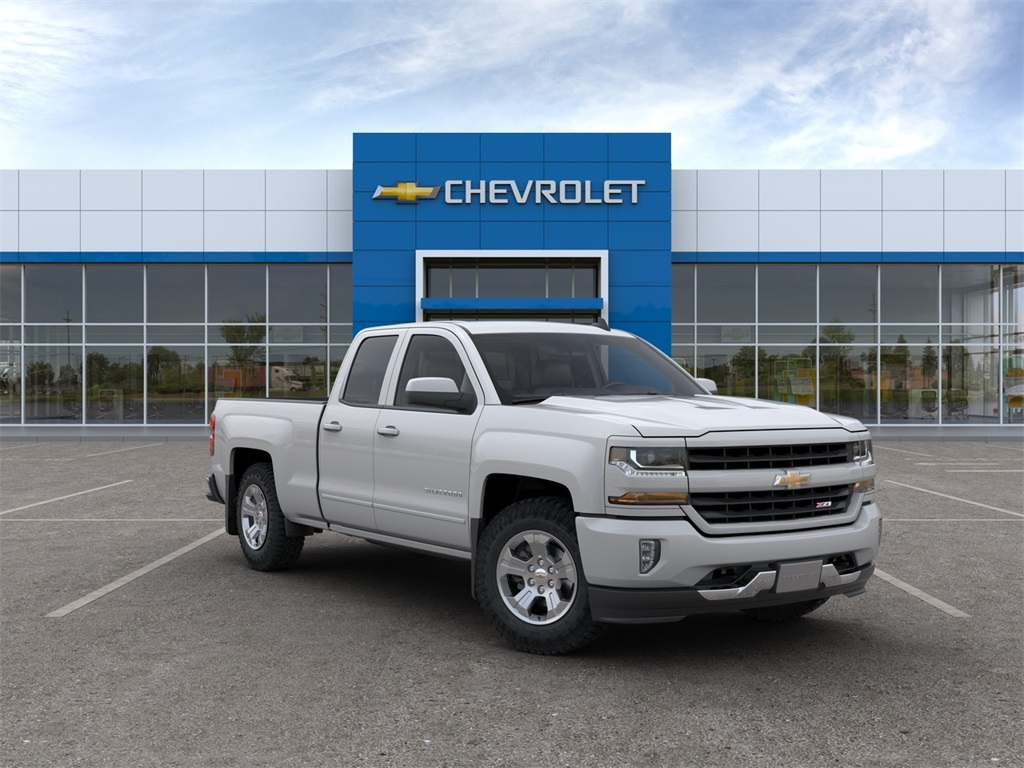 2018 Silverado 1500 Double Cab 4x4,  Pickup #CHJ376 - photo 1