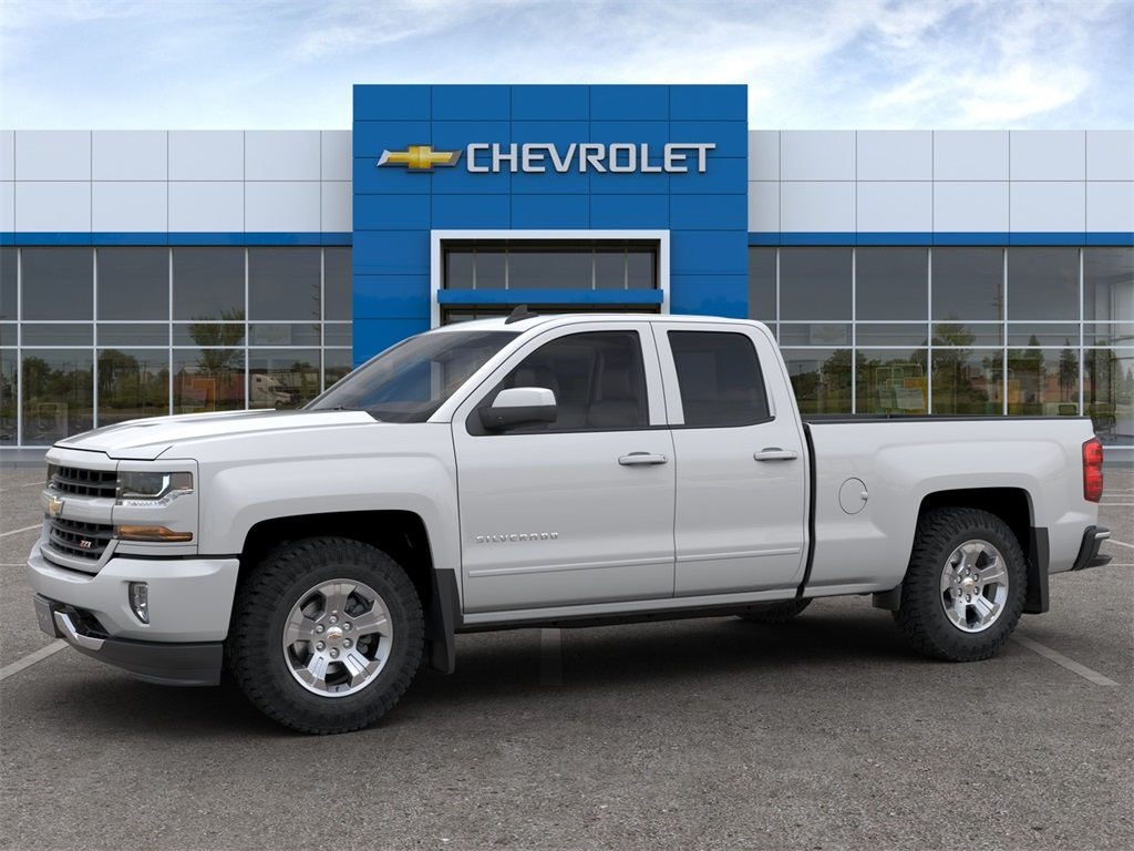 2018 Silverado 1500 Double Cab 4x4,  Pickup #CHJ376 - photo 3