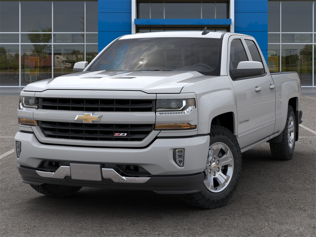 2018 Silverado 1500 Double Cab 4x4,  Pickup #CHJ376 - photo 6