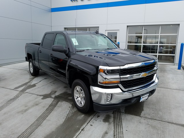 2018 Silverado 1500 Crew Cab 4x4 Pickup #CHJ411 - photo 3