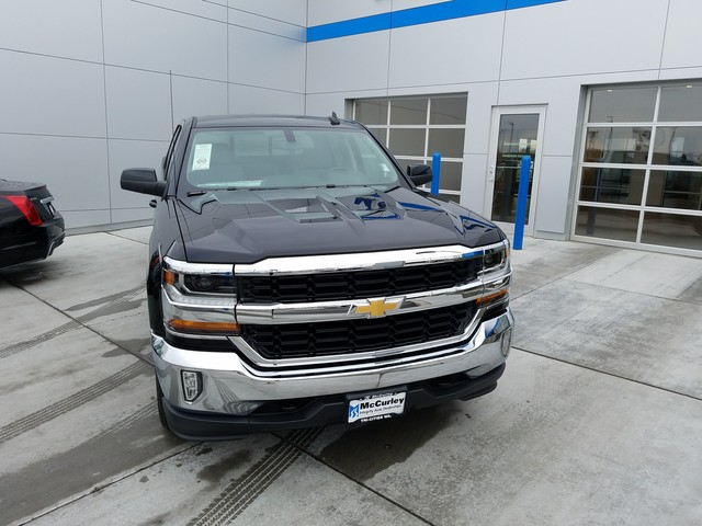2018 Silverado 1500 Crew Cab 4x4 Pickup #CHJ411 - photo 4