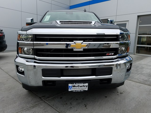 2018 Silverado 2500 Crew Cab 4x4, Pickup #CHJ459 - photo 14