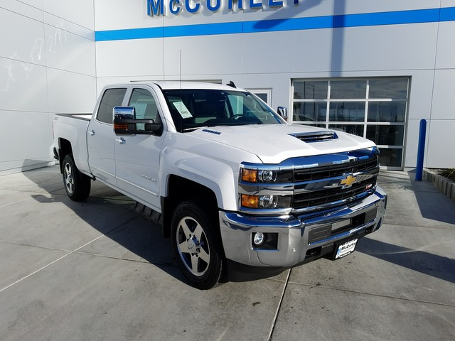 2018 Silverado 2500 Crew Cab 4x4, Pickup #CHJ460 - photo 2