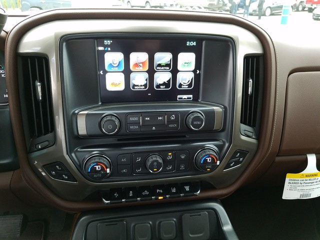 2018 Silverado 2500 Crew Cab 4x4, Pickup #CHJ465 - photo 10