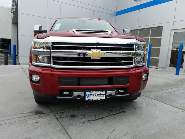 2018 Silverado 2500 Crew Cab 4x4, Pickup #CHJ465 - photo 14