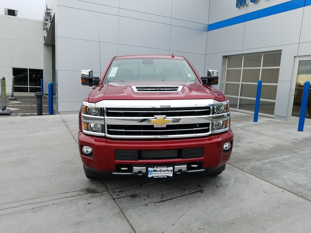 2018 Silverado 2500 Crew Cab 4x4, Pickup #CHJ465 - photo 2