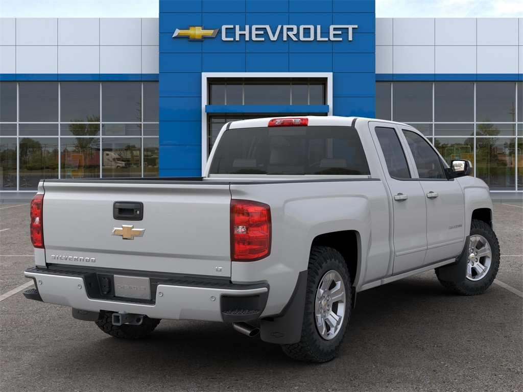 2018 Silverado 1500 Double Cab 4x4,  Pickup #CHJ516 - photo 2