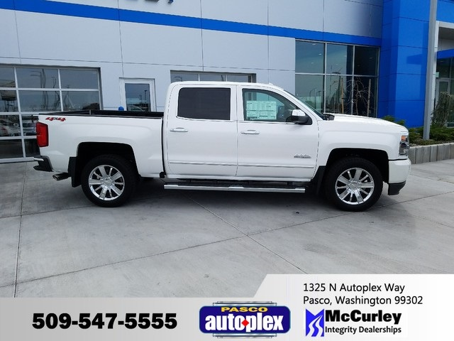 2018 Silverado 1500 Crew Cab 4x4, Pickup #CHJ564 - photo 1