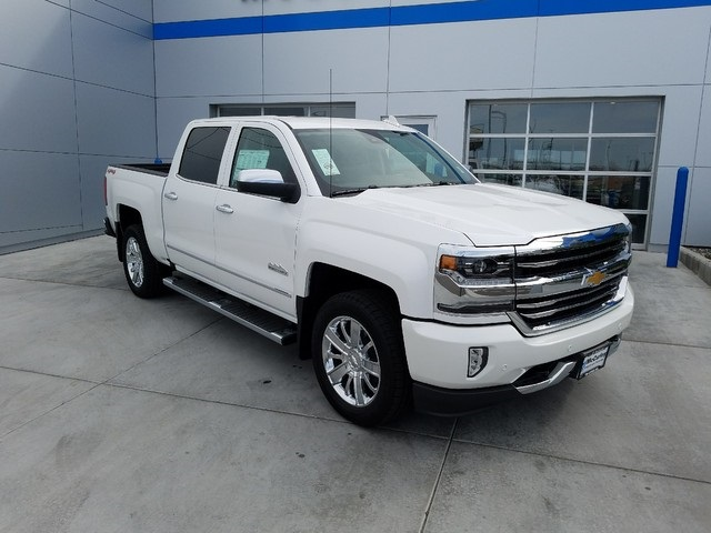 2018 Silverado 1500 Crew Cab 4x4, Pickup #CHJ564 - photo 3