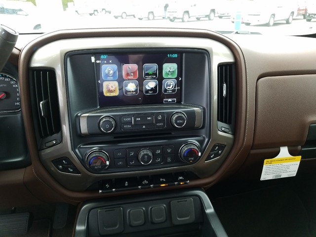 2018 Silverado 1500 Crew Cab 4x4, Pickup #CHJ564 - photo 10