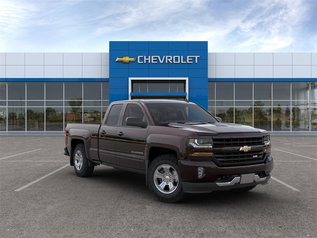 2018 Silverado 1500 Double Cab 4x4,  Pickup #CHJ580 - photo 1