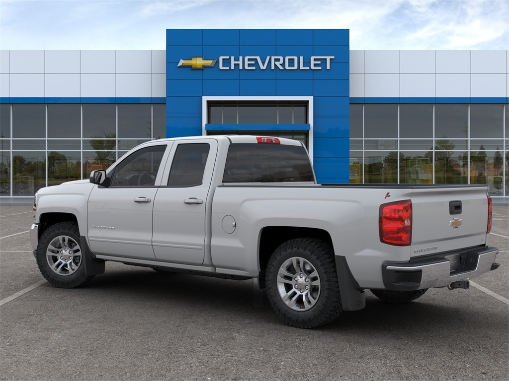 2018 Silverado 1500 Double Cab 4x4,  Pickup #CHJ677 - photo 4