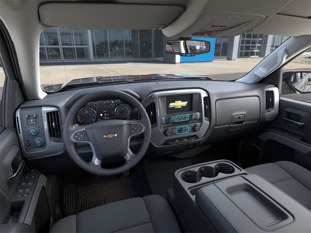 2018 Silverado 1500 Double Cab 4x4,  Pickup #CHJ705 - photo 10